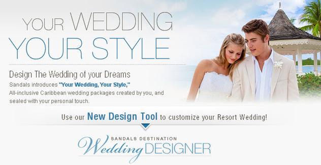 sandalsweddingdesigner